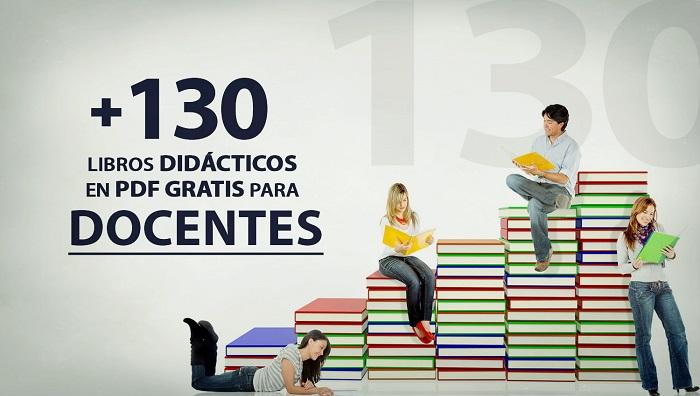 130 libros didácticos en PDF para docentes | Android en la Escuela