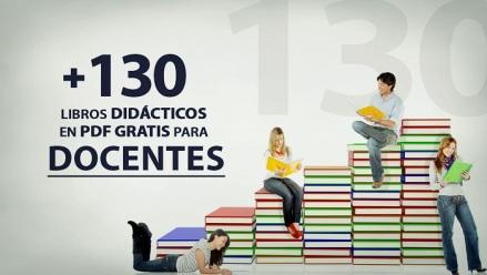 https://androidenlaescuela.wordpress.com/2015/12/25/130-libros-didacticos-en-pdf-para-docentes/